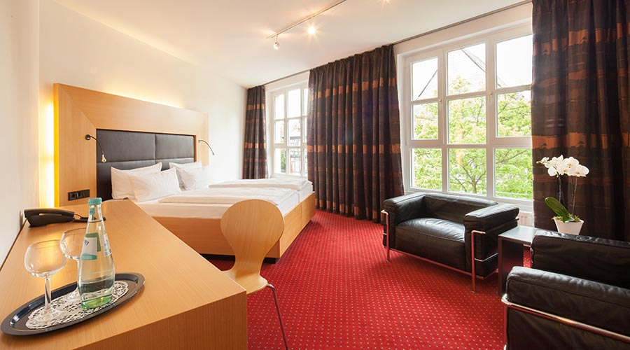 Azis hotels qualit t ist unsere st rke drei hotels in for Design hotel goslar